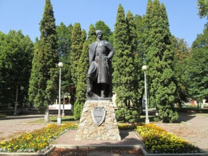 Памятник казакам-основателям Ессентуков