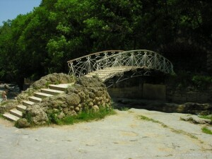 дамский мостик